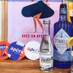 Ce soir c'est déjà le week end 🥳 une bonne occasion pour aller découvrir le bar @aperosaintmartin à Paris 🇫🇷 www.lafrenchsvp.com  #lafrenchsvp #tonicwater #gingerbeer #organic #madeinfrance #bio #buvezfrancais #aperoalafrancaise #baralafrancaise #cocktailalafrancaise #restaurant #restaurantparis #aperosaintmartin #citadellegin