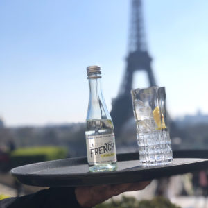 Le Café de L'homme - Paris 16ème - One of the greatest terraces in Paris with an outstanding view of the Eiffel Tower, a gourmet but still affordable menu.