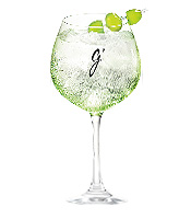 100% French Gin Tonic !