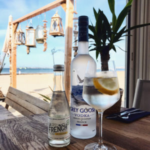 La petite plage Restaurant - bay of La-Baule-Escoublac - French Tonic on the most beautiful bay in Europe