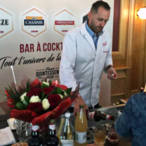 "Stephen Martin - The worldwide reference of cocktail ""apéritif à la française"" !"