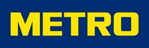 Logo metro français nouveau la french s'il vous plaît bio