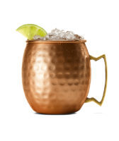 Moscow mule 100% français bio ginger beer la french svp vodka le philtre